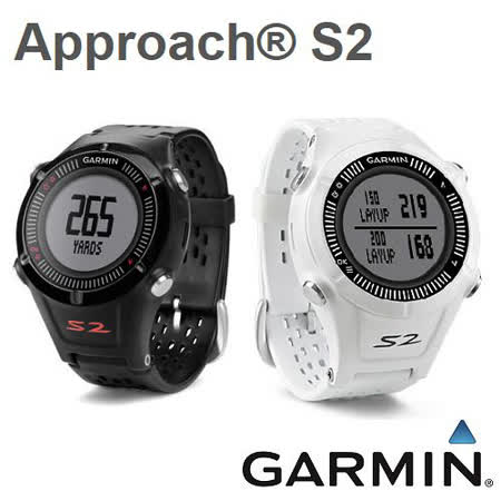 GARMIN Approach S2 中文高爾夫球GPS腕錶