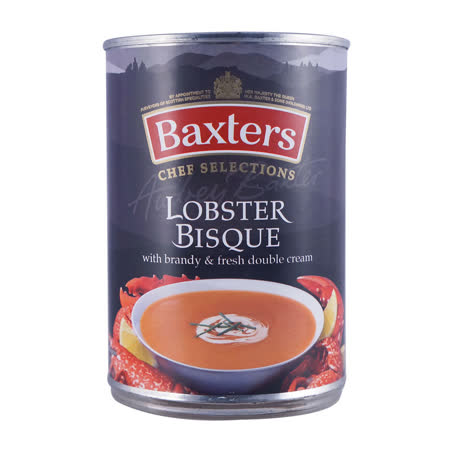 BAXTERS 豪華龍蝦濃湯 400g