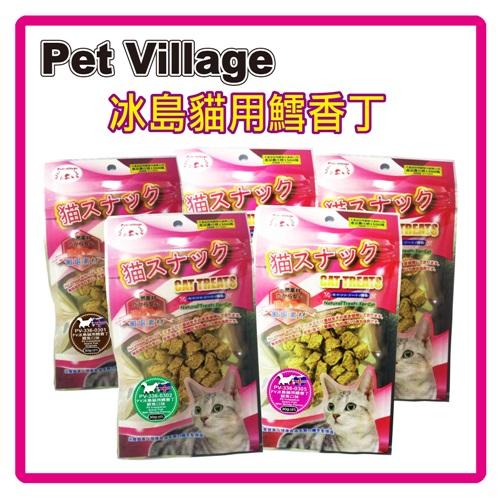 PetVillage 貓咪零食*5包組(D912D11-1)