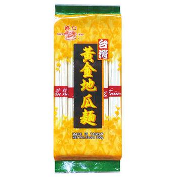 龍口黃金地瓜麵350g