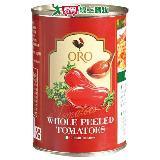 義大利ORO去皮整顆番茄400g
