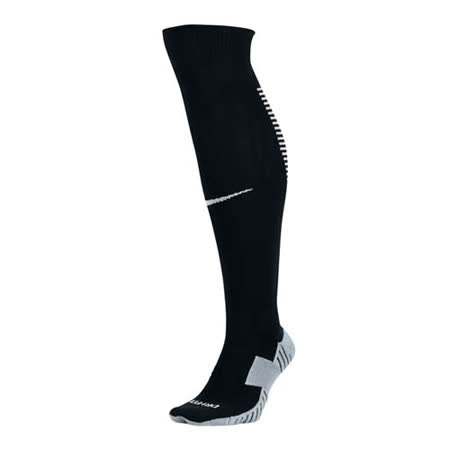 (男女) NIKE 足球襪-長襪 襪子 黑灰白