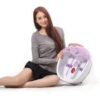 輝葉 暖足保健泡腳機(粉紫)