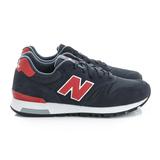 New Balance 男鞋 經典復古鞋 TIER 4 深藍紅 - ML565NTW