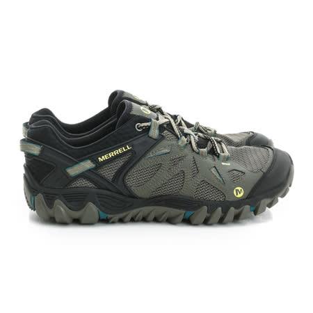 Merrell 男鞋 水陸兩用 慢跑鞋  軍綠 - ML37687