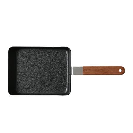 日本ambai 玉子燒平底鐵鍋(方型)