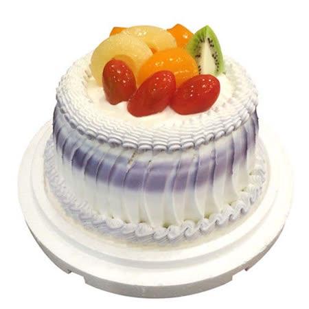 現貨+預購【台灣鑫鮮】香濃芋香蛋糕7吋