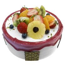 現貨+預購【台灣鑫鮮】夏戀藍莓蛋糕5吋
