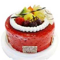 現貨+預購【台灣鑫鮮】酸甜覆盆子蛋糕5吋