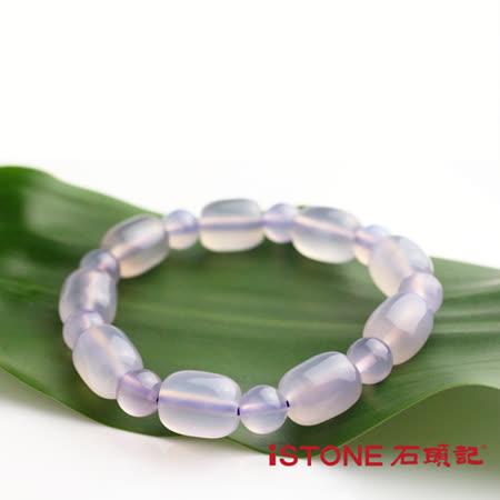石頭記紫玉髓圓滿手鍊-福氣滿盈