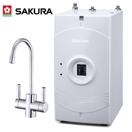 《SAKURA櫻花》廚下加熱器P0553 送安裝