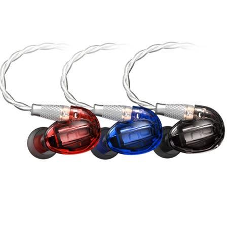 NuForce HEM1 可換線監聽級入耳式耳機(曜石黑/靛青藍/豔唇紅)-送絨布保護套