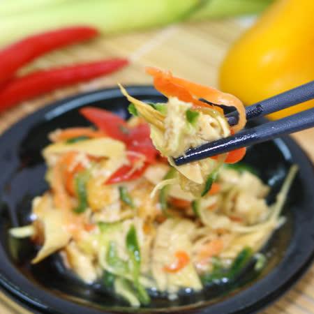 【高興宴】素人上菜-涼拌蔬食豆皮小菜單人餐5份(蛋奶素)