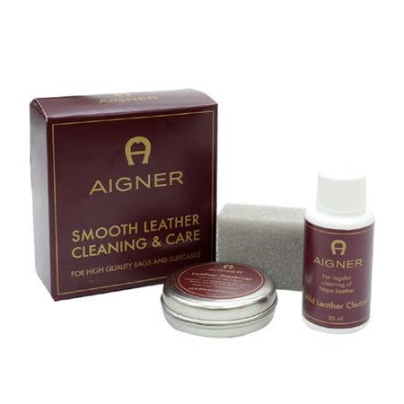 AIGNER 保養皮革油(套裝組)