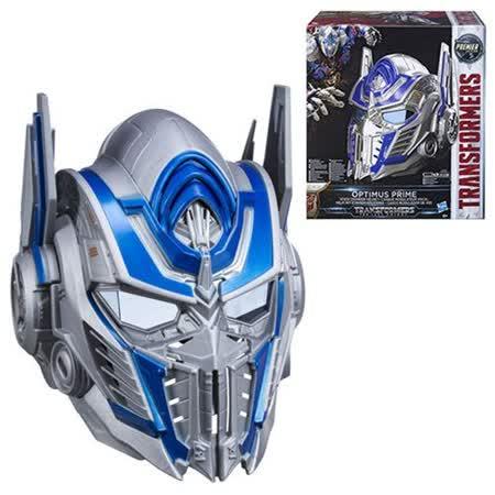 《 TRANSFORMERS 變形金剛5 》 首發版電子聲光頭盔