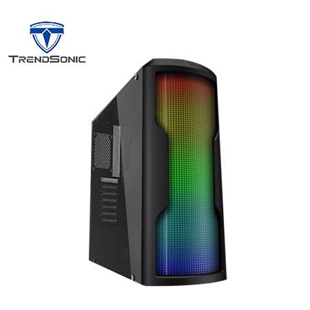 TrendSonic 變色龍 RGB 電競機殼