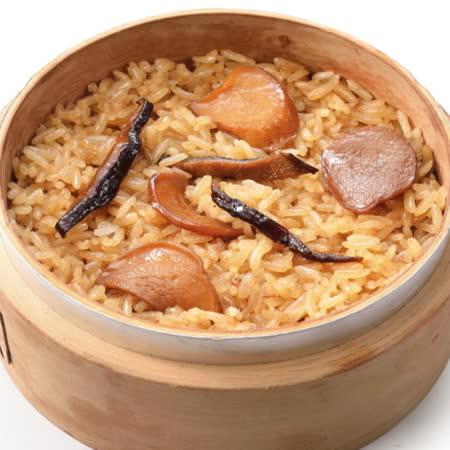 【禎祥食品】菌菇油飯(純素)