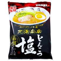 日本藤原拉麵 豚骨鹽味111.5g(10包免運組)