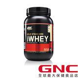 【GNC健安喜】ON 100%乳清蛋白飲品-香草口味 2磅