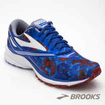 BROOKS 男 LAUNCH 4 波士頓馬拉松限定款-龍蝦款(1102441D414)