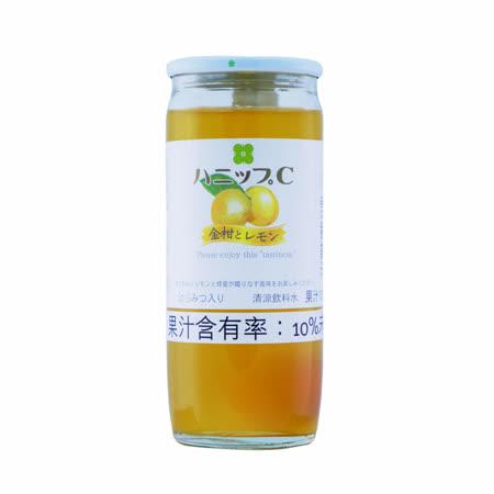 哈妮浦C  金柑蜂蜜梅子飲料 200ML