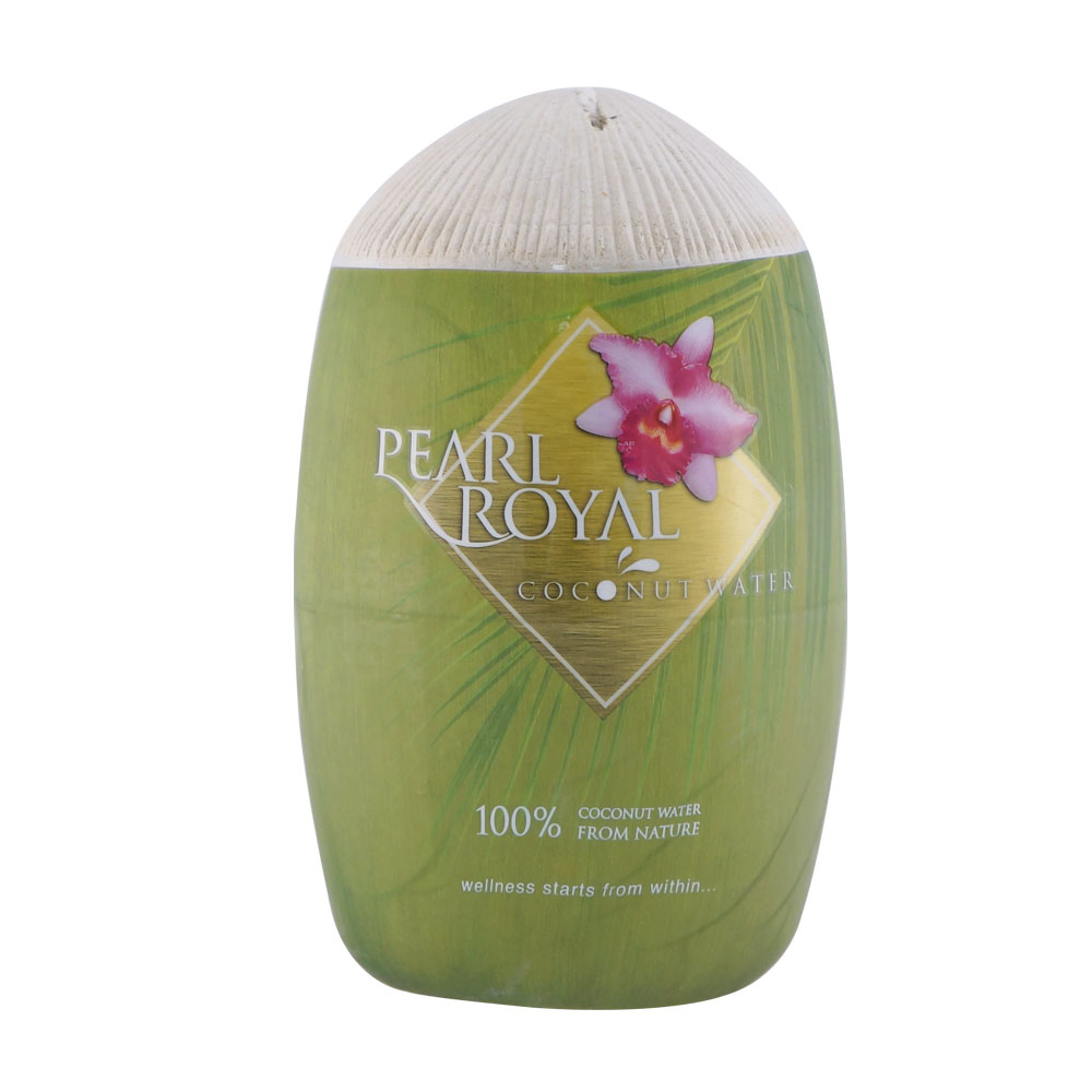 PrealRoyal 100^%恬然椰子水^(珀綠雅椰子水^) 瓶 310ml