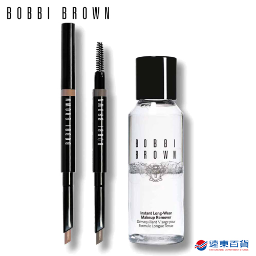 BOBBI BROWN 芭比波朗 超防水斜角眉筆組