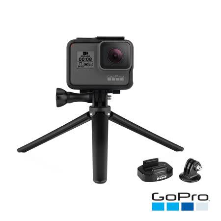 【GoPro】快拆三腳架固定座 ABQRT-002 (忠欣公司貨)