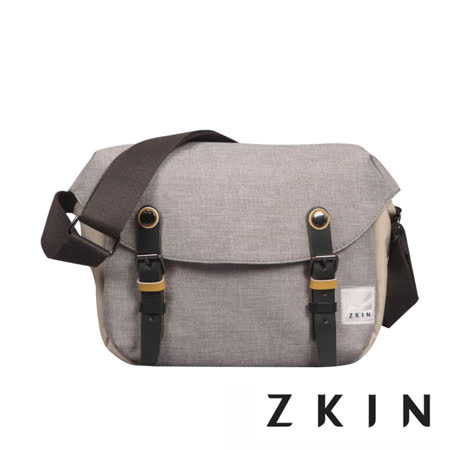 ZKIN Getaway Cetus 享影樂活單肩相機包(岩灰色)