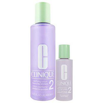 Clinique 三步驟溫和潔膚水二號 400ml+30ml