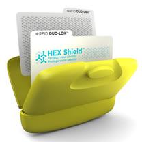 加拿大Capsul 萬用隨身夾+ Duo-Lok RFID防盜錄卡