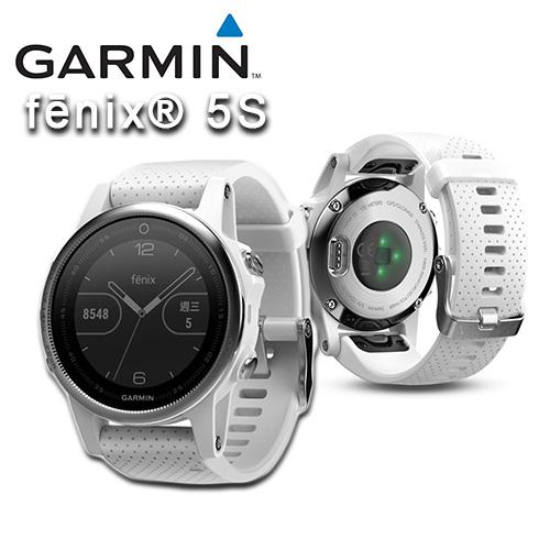 GARMIN fenix 5S 輕量美型款複合式腕錶