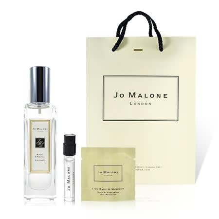 Jo Malone 英倫經典香水30ml (四款香味) 送原裝針管+7ml旅行包(含外盒、緞帶、提袋)
