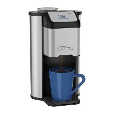 【Cuisinart 美膳雅】全自動研磨美式咖啡機 DGB-1TW