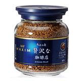 AGF MA咖啡罐(藍)奢華80g