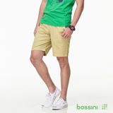 bossini男裝-輕便短褲04淡卡其