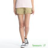bossini女裝-輕便短褲05淡卡其