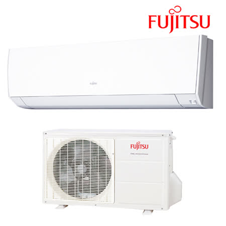 FUJITSU富士通4.5坪適用IT智慧高級M系列分離式冷氣【冷專型】ASCG028CMTA/AOCG028CMTA