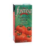 FONTANA100%天然蕃茄汁(無鹽)1000ml