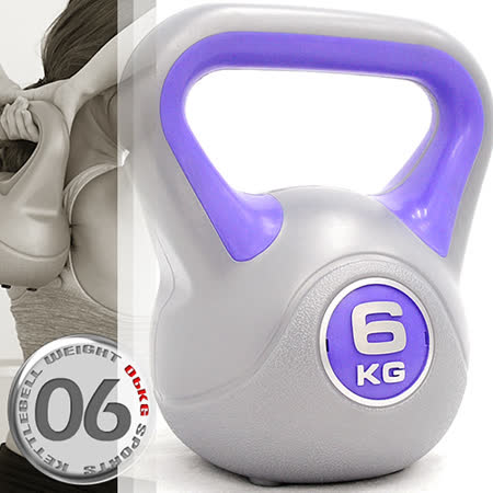 KettleBell運動6公斤壺鈴(13.2磅)C171-1806