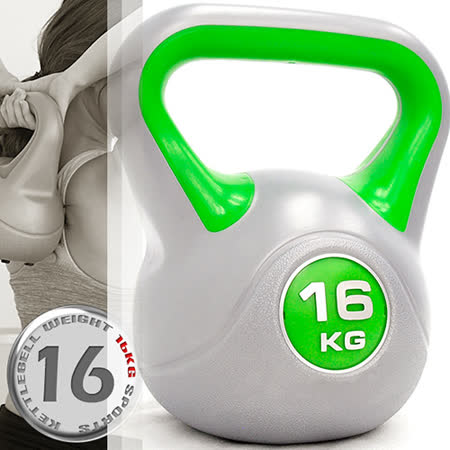 KettleBell運動16公斤壺鈴(35.2磅)C171-1816
