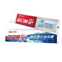 陽明生醫-益口樂超益菌牙膏 (120g)