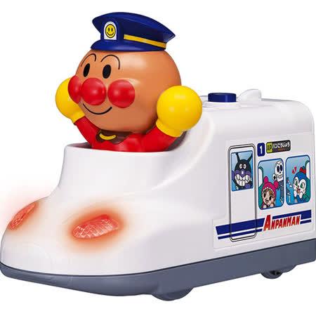 《 麵包超人 》ANP新幹線玩具