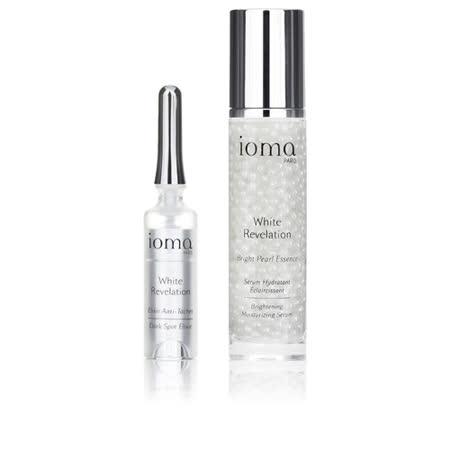 IOMA科技保養品-亮白珍珠美肌組