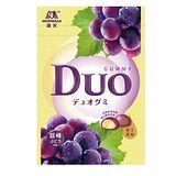 ★超值2件組★森永嘟歐雙層QQ軟糖巨峰葡萄40g