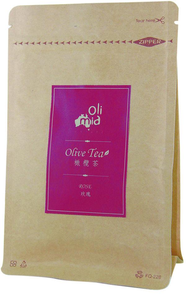 Olimia 橄欖茶^(玫瑰^) 2.5G^~20入