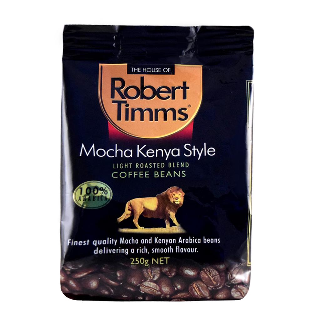 買一送一 Robert Timms摩卡肯亞咖啡豆 250G