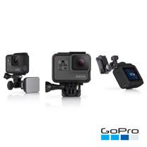 【GoPro】安全帽前置+側邊固定座 AHFSM-001 (忠欣公司貨)