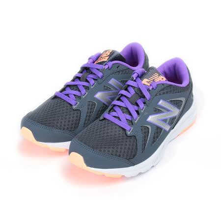 (女) New Balance 限定版 490 v4輕量跑鞋 炭紫 W490CA4 女鞋 鞋全家福