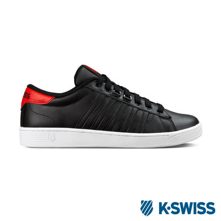 K-Swiss Hoke CMF美式休閒鞋-男-黑/紅
